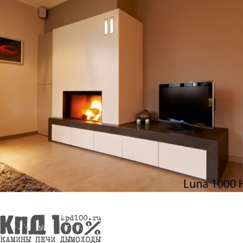 Топка LUNA 1000 H GOLD+
