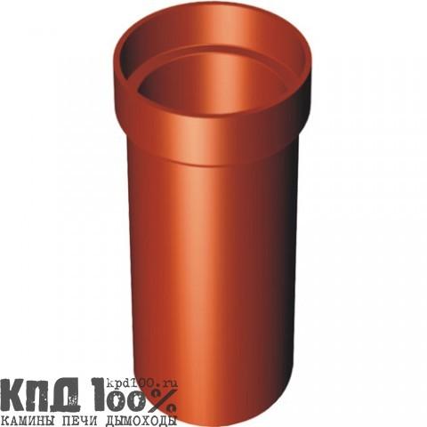 Дымоход TONA система TEC  ISO одноходовой 200 мм - 4 п.м. (комплект)