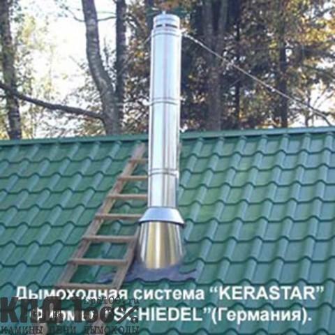 Дымоход SCHIEDEL система KERASTAR