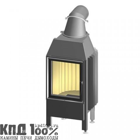 Топка каминная  Mini Z1 - 7 кВт -4S (Мини З1- 7 кВт- 4С)