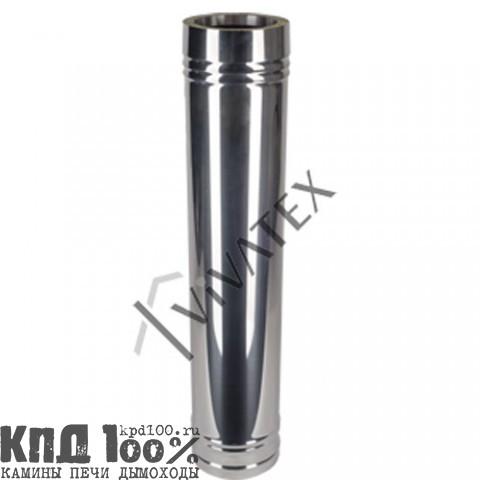 Дымоходы VIVATEX ТЕРМО (AISI 444-0,5/AISI 430-0,5 ут. 25 мм)